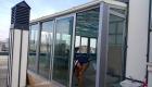 KCam Tavan ve Kapalı Çatı Kış Bahçesi Kapatma
