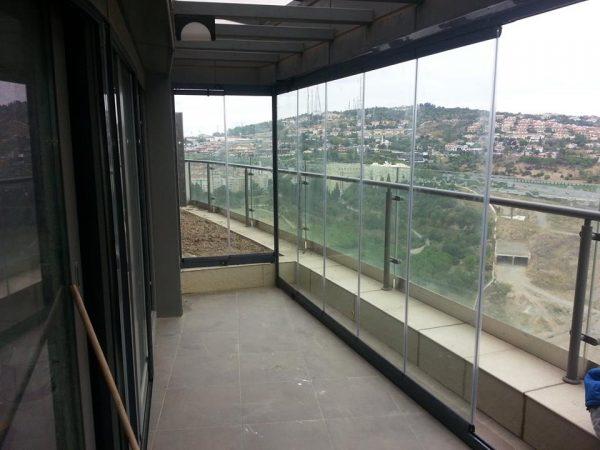Hazır Demonte Kış Bahçesi Villa kış bahçesi modelleri cam çatı etrafı 8 mm temperli cam sistemli kapatma sistemi