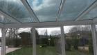 Cam Tavan ve Kapalı Çatı Kış Bahçesi Kapatma