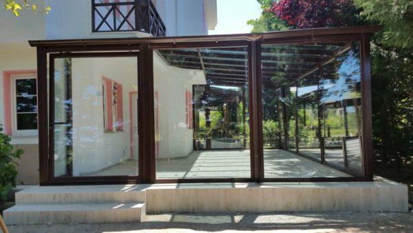 Kış Bahçesi Modelleri Ve Fiyatları Cam Kapalı çatı Kış Bahçesi