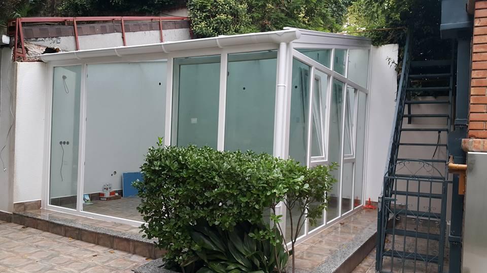 İstinye Cam Tavan Kış bahçesi