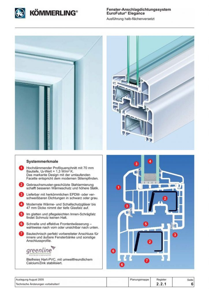 truva pvc pencere sistemleri 1361 k 724x1024 - Kömmerling Pvc Pencere Sistemleri Hangi Seriler Var ?